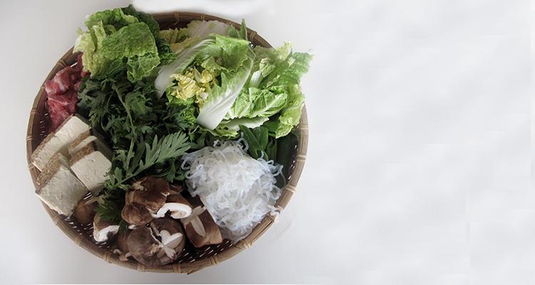 Fondue japonesa: Sukiyaki