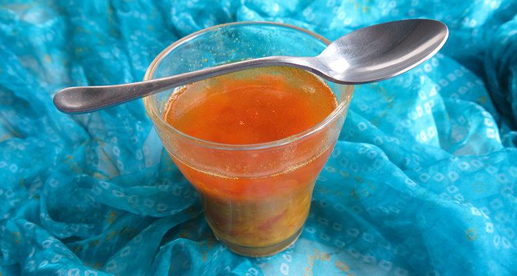 Sopa hindú de llenties vermelles (Masoor Dahl)
