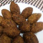 Kibbeh libanès