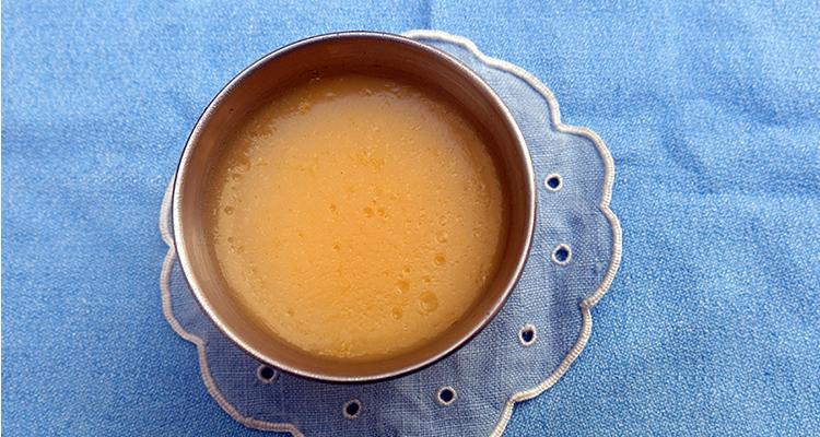 Crema de llimona de la Carme Ruscalleda