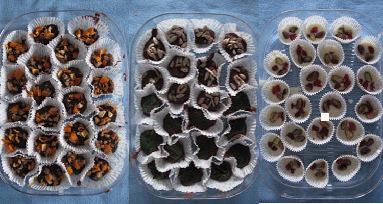 Bombons de xocolata per l'Anna T.