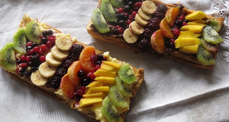Bandes de fruita