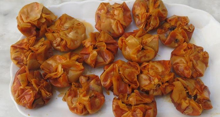 Farcellet de sobrassada i mandarina