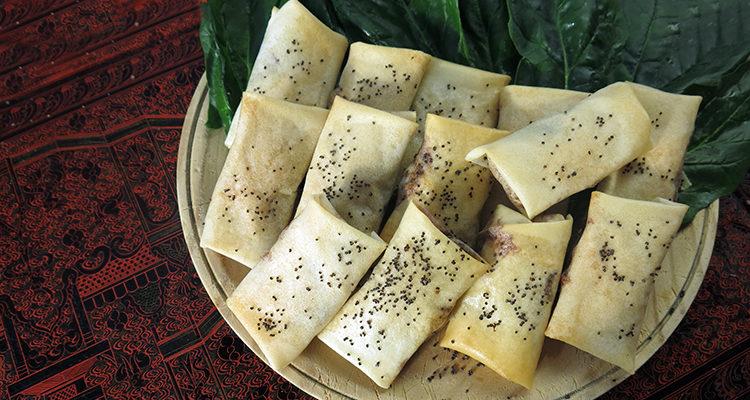 Samoses de xai [Ruta de la Seda 3: Kashgar]